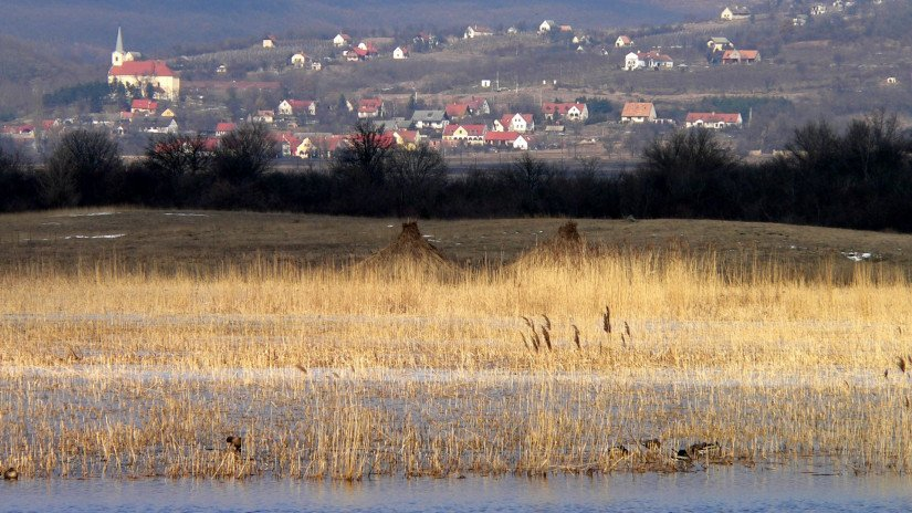 Szentbékkálla in the Káli Basin